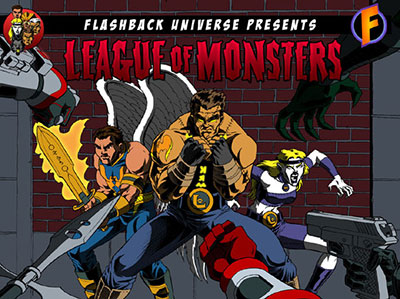 League of Monsters