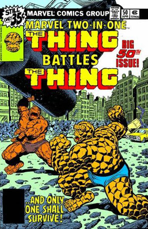 Thing vs Thing
