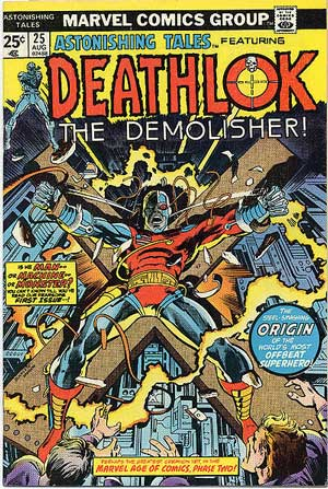 Deathlok The Demolisher