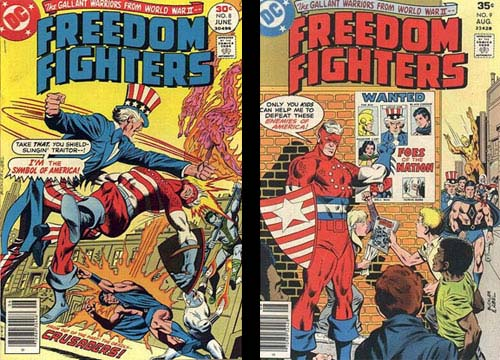 Freedom Fighters vs Crusaders