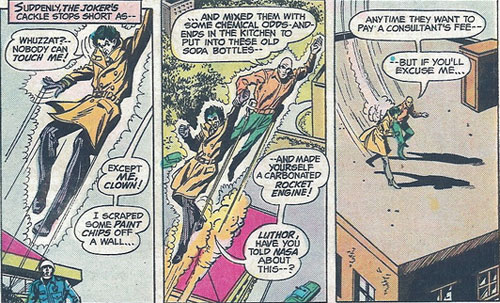 Flashback Universe Blog: Bronze Age Spotlight: The Joker